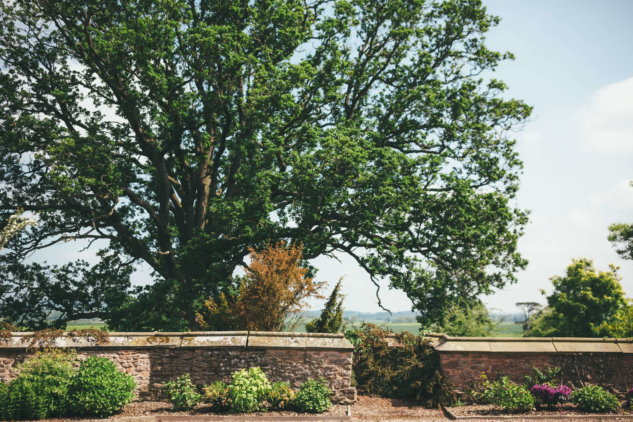 The Rolling Shropshire Countryside