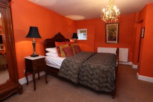 Room 20, Rowton Castle Accommodation