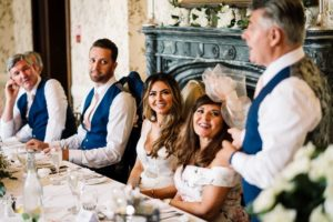 Speeches at the Wedding of Rebecca and Paul, Rowton Castle