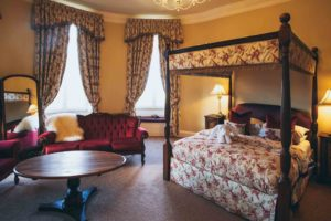 The Alberbury Suite, Rowton Castle Accommodation